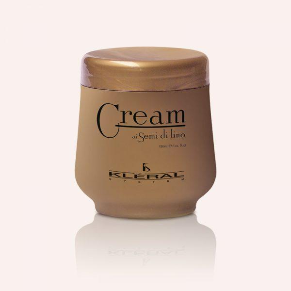 Linea Semi di lino: cream 250 ml | Kléral System