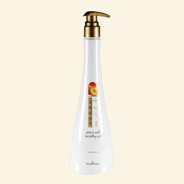 Linea Milk: peach milk modelling gel | Kléral System