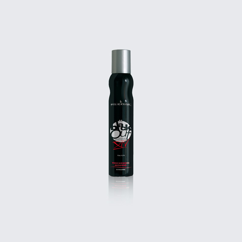 Linea Black Out: XIV Thickening mousse | Kléral System