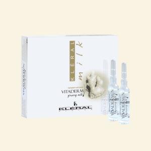 Linea Milk: vitadermin fiale | Kléral System