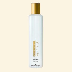 Linea milk: palm milk hairspray | Kléral System