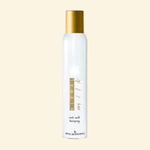 Linea Milk: oats milk hairspray | Kléral System