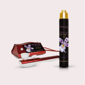 Linea Orchid Oil make-up for hair | Kléral System