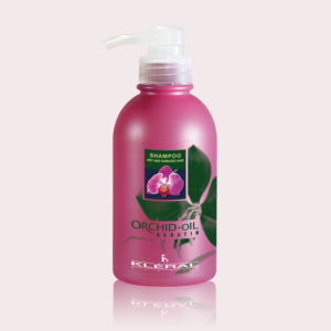 Linea Orchid Oil shampoo dry and damaged hair | Kléral System