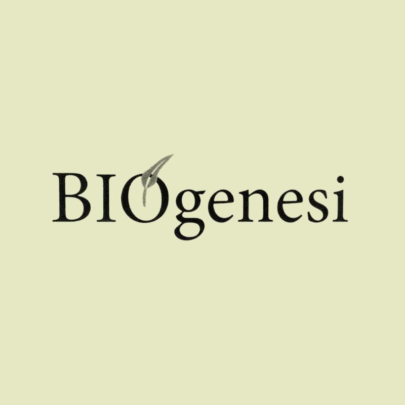 Linea Biogenesi: scritta | Kléral System