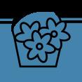 Icona fiori | Kléral System