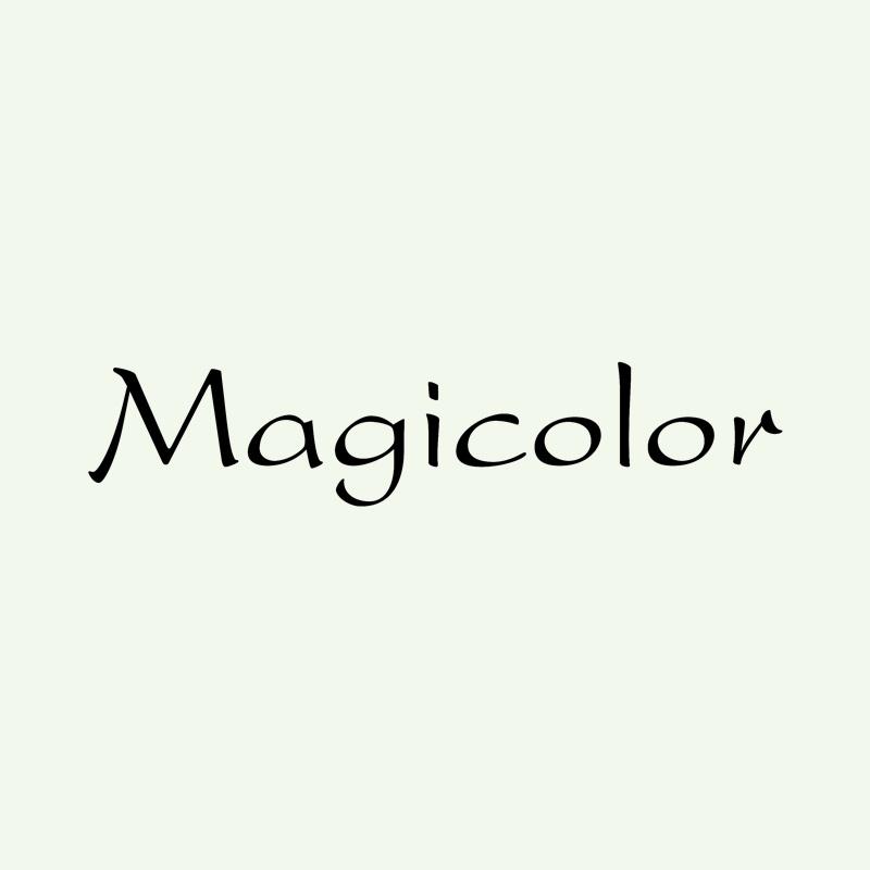 Linea Magicolor: scritta | Kléral System