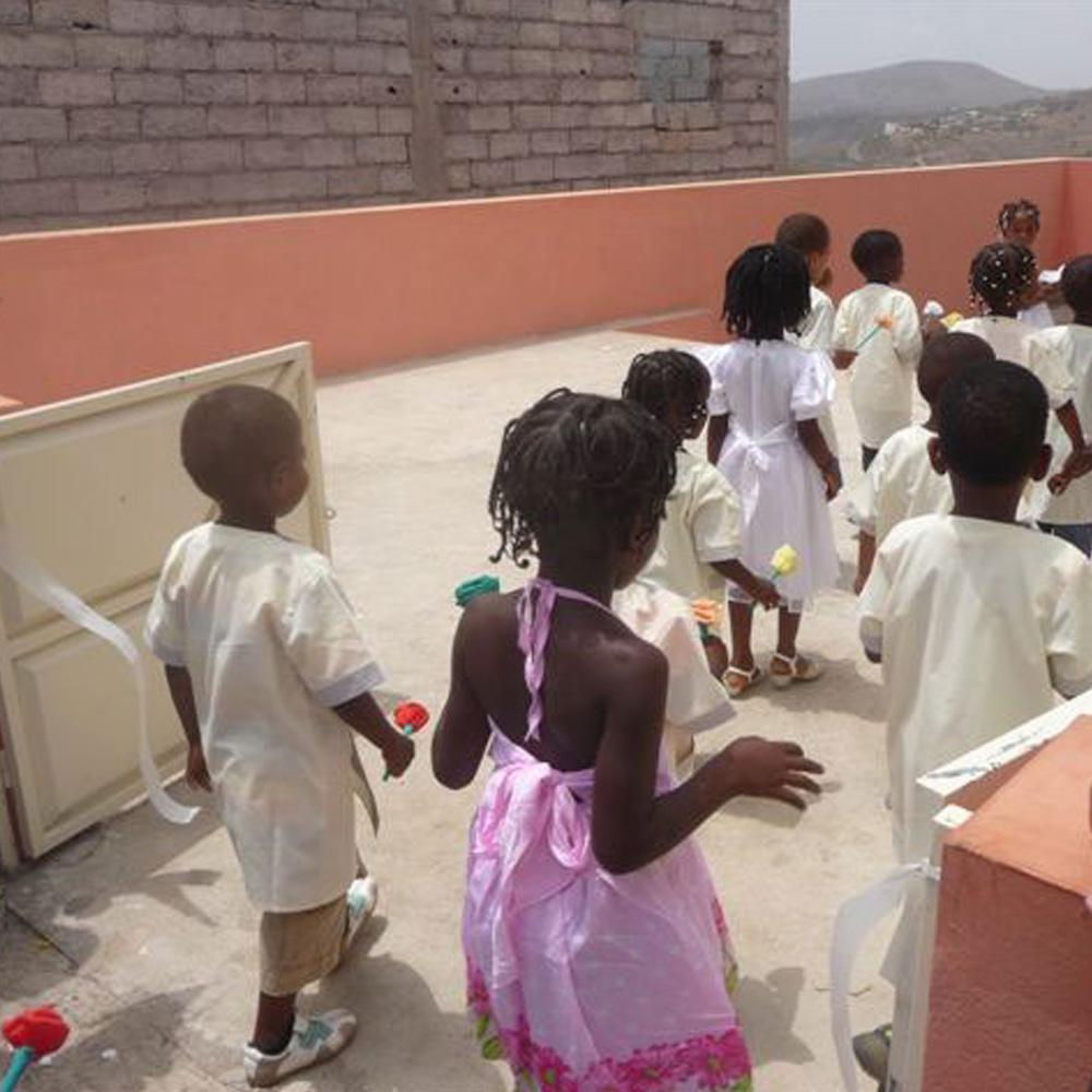 Solidarietà - Capo Verde | Kléral System