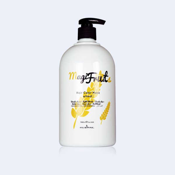 MagiFruits hair color mask wheat | Kléral System