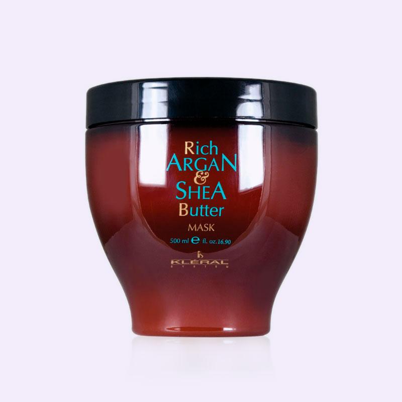 Linea Rich Argan & Shea Butter: mask | Kléral System