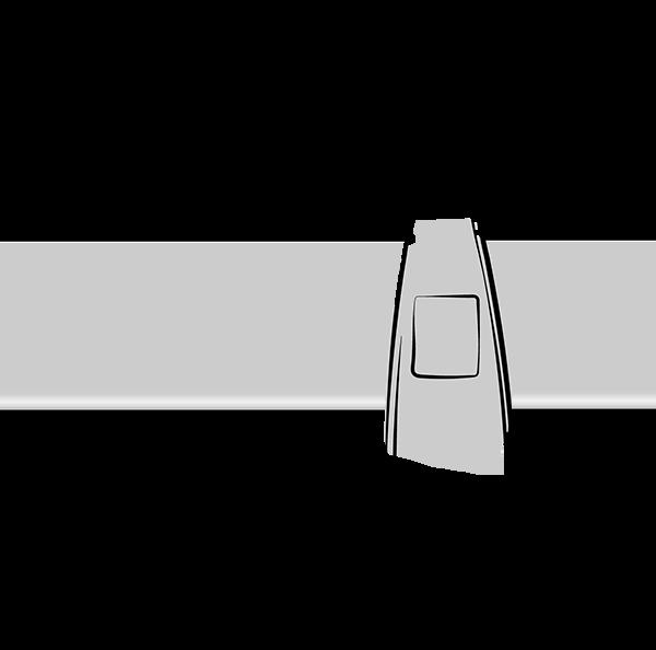 Linea Semi di lino shampoo stilizzato | Kléral System