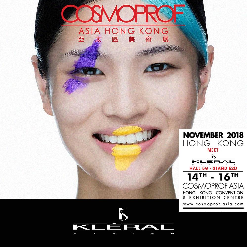 Cosmoprof adv | Kléral System
