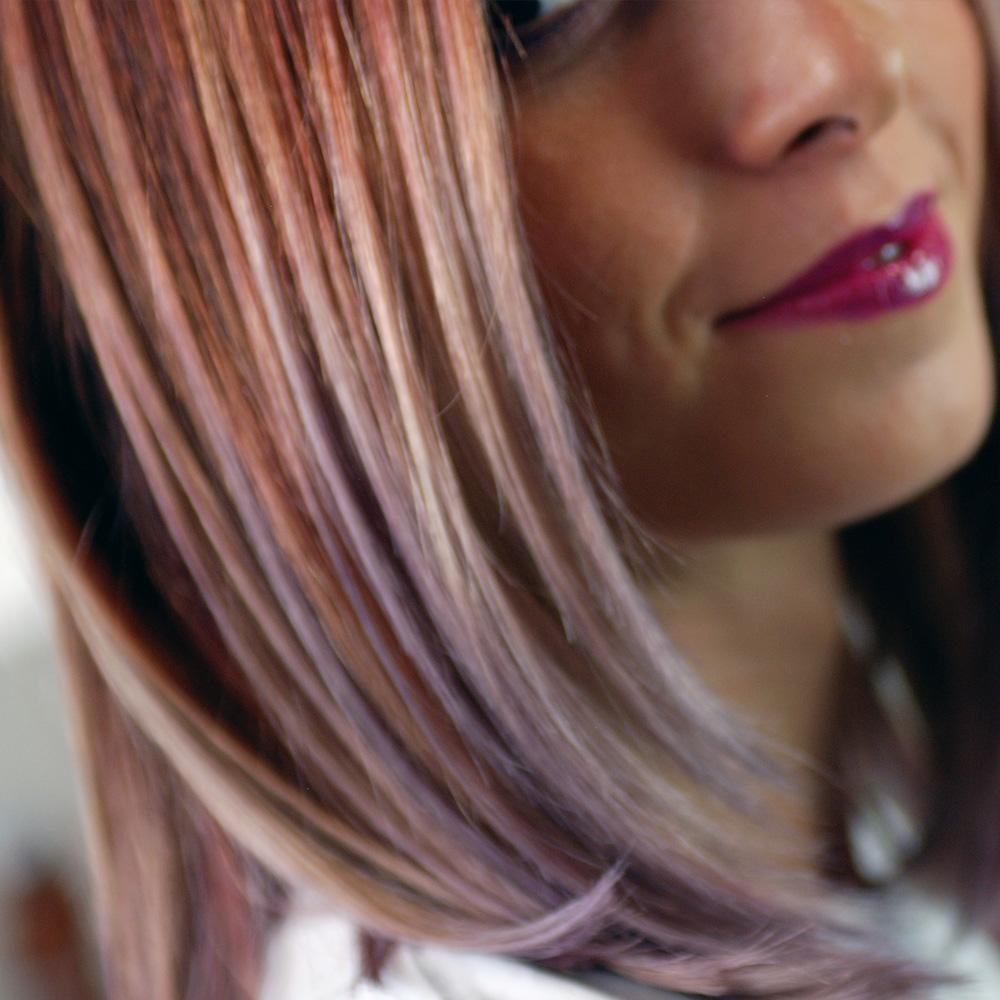 Dettaglio capelli colore   Kléral System